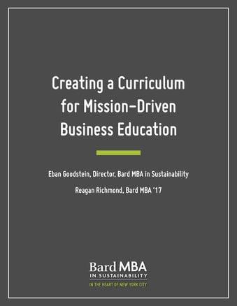 Bard-MBA-Creating-A-Curriculum